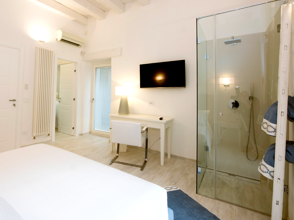 Ortygia Inn luxury rooms Siracusa